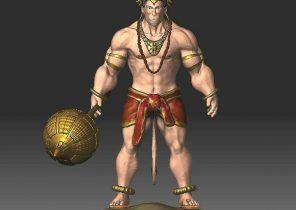 Hanuman HD 3D wallpaper2