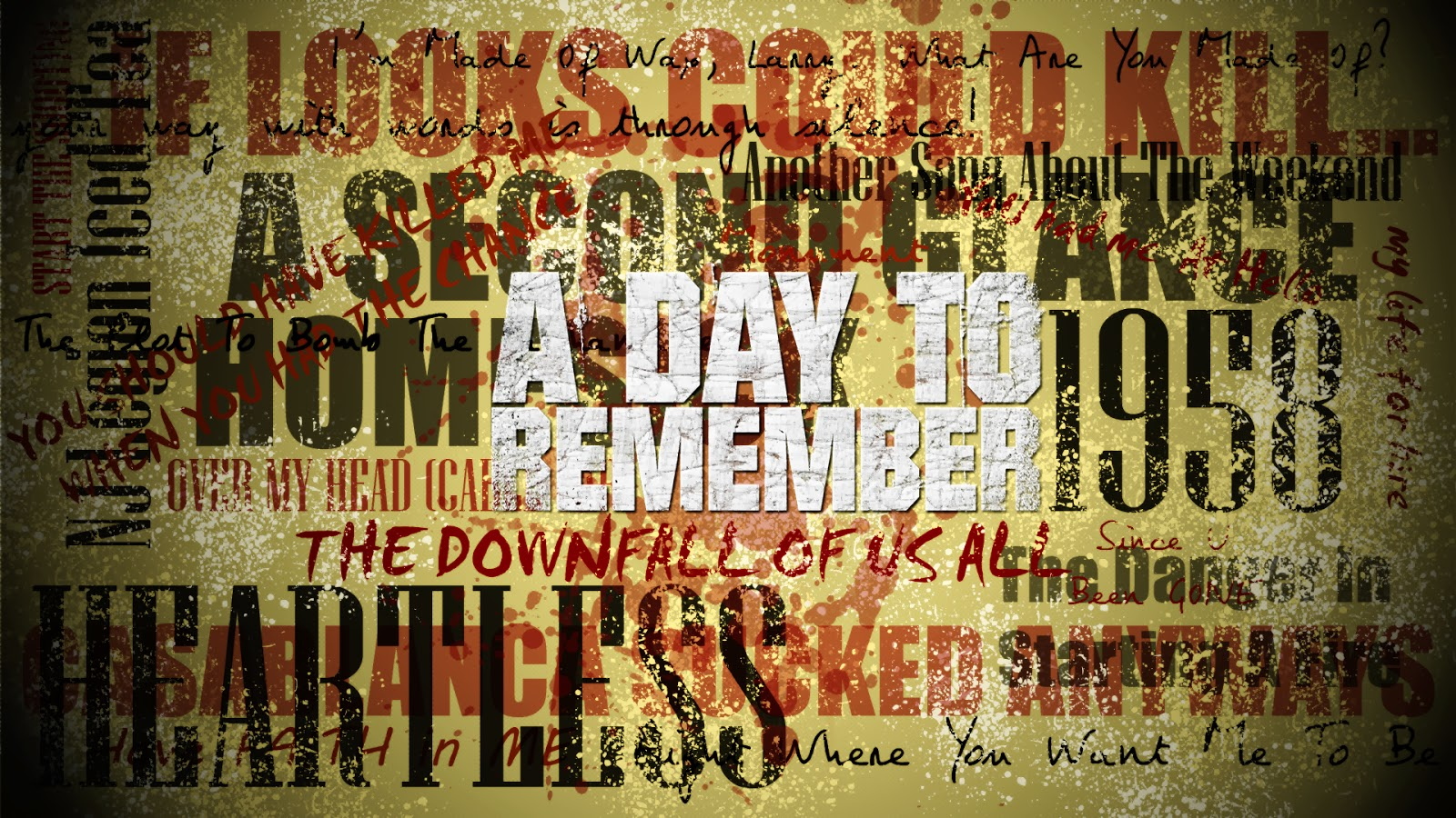 A Day To Remember Common Courtesy Wallpaper Photogram 1600x900