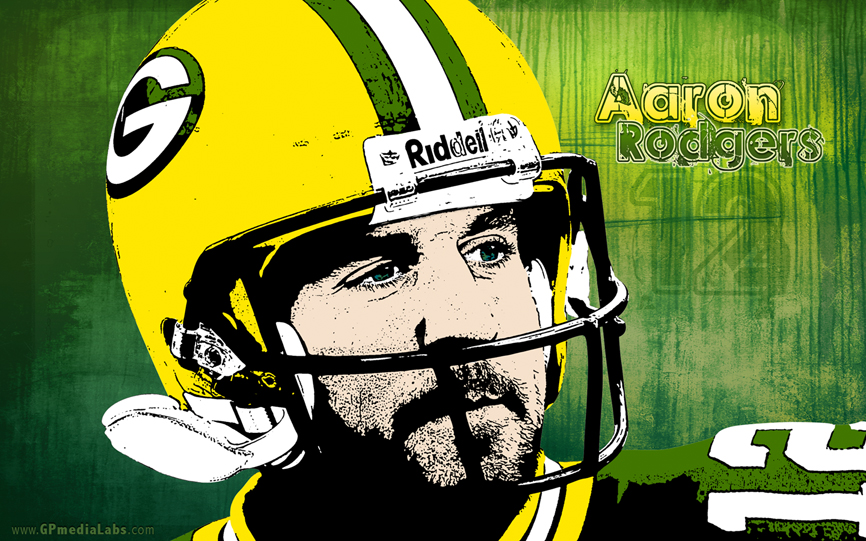 Aaron Rodgers Wallpaper 866x541