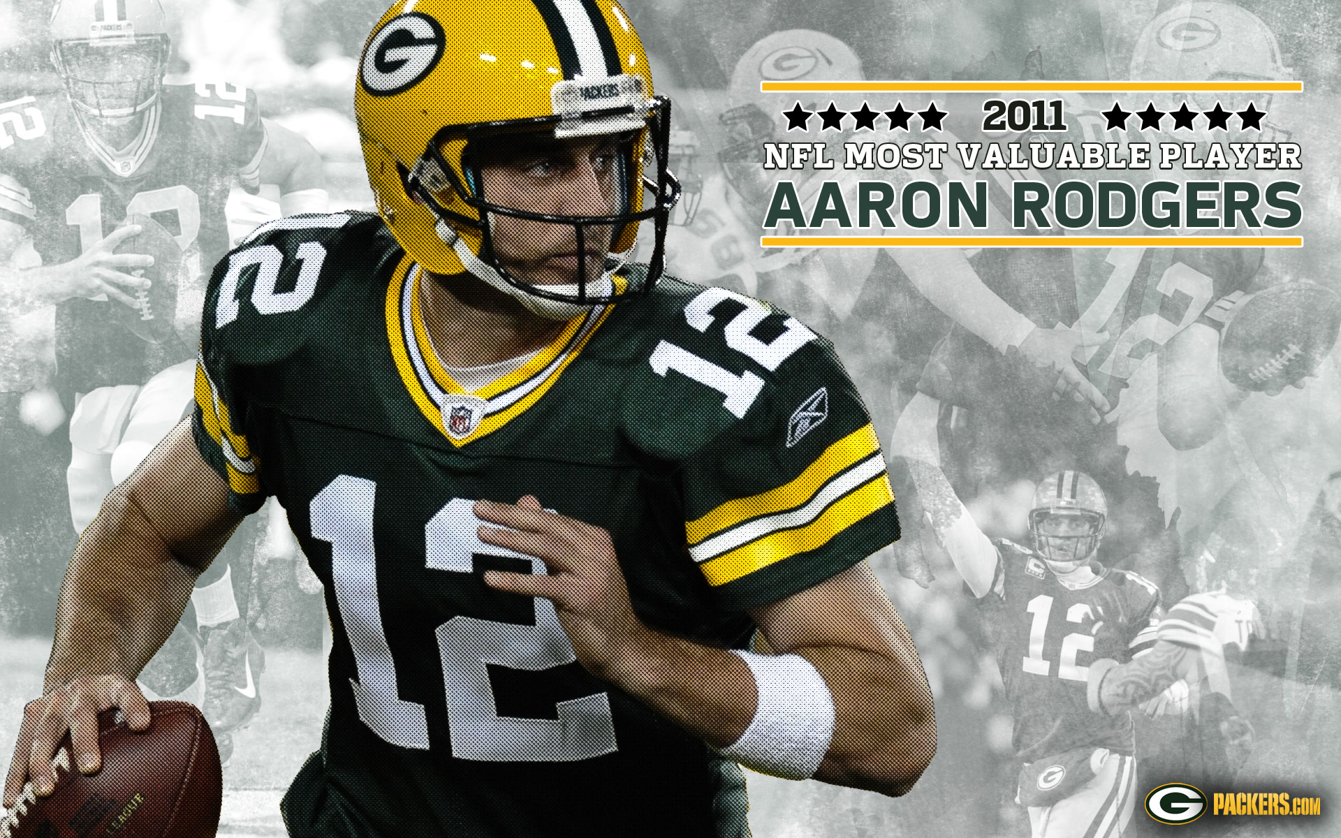 Aaron Rodgers Wallpapers Page  1920x1200