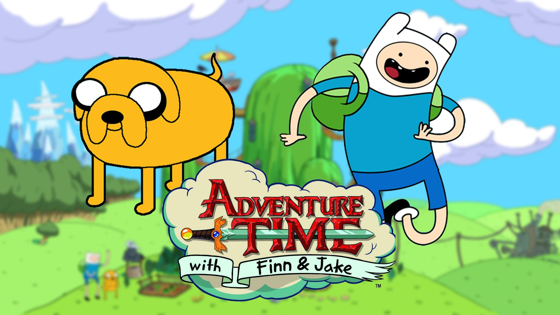 Adventure Time Wallpaper Hd (38 Wallpapers) - Adorable ...