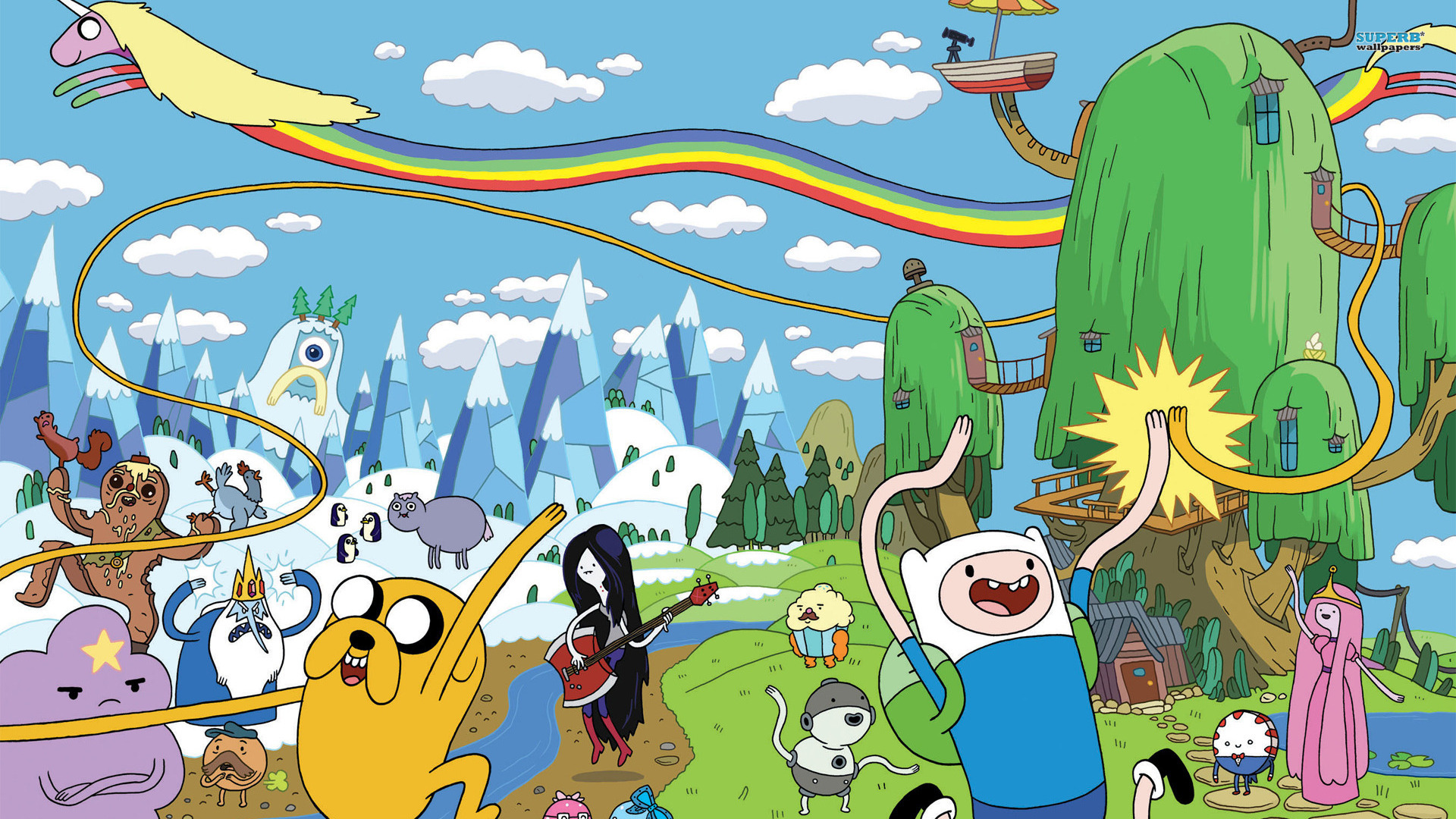 Best ideas about Adventure Time Wallpaper on Pinterest 1920x1080