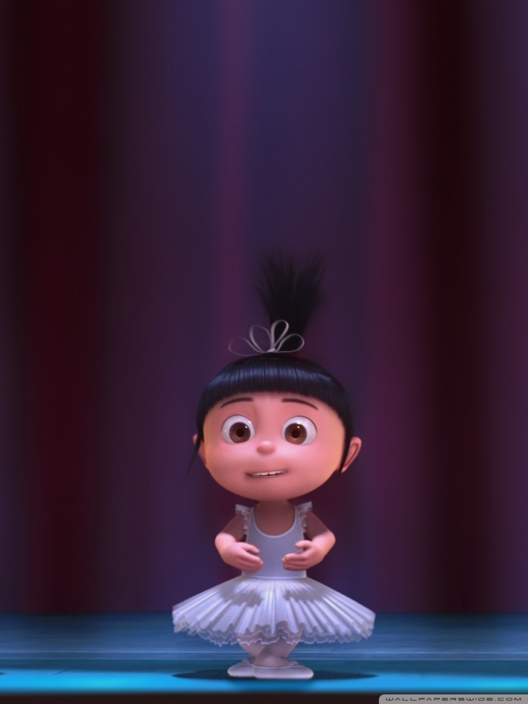 Agnes From Despicable Me Wallpapers 24 Wallpapers