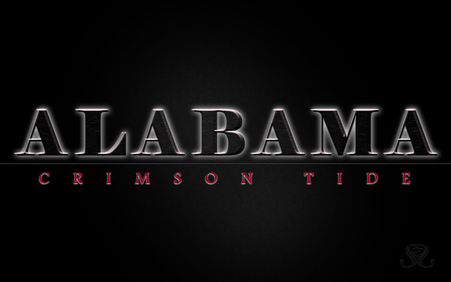 Alabama logo wallpaper