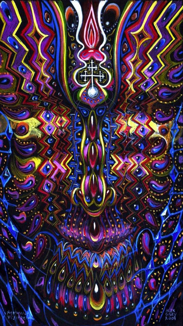 Alex Grey Wallpaper