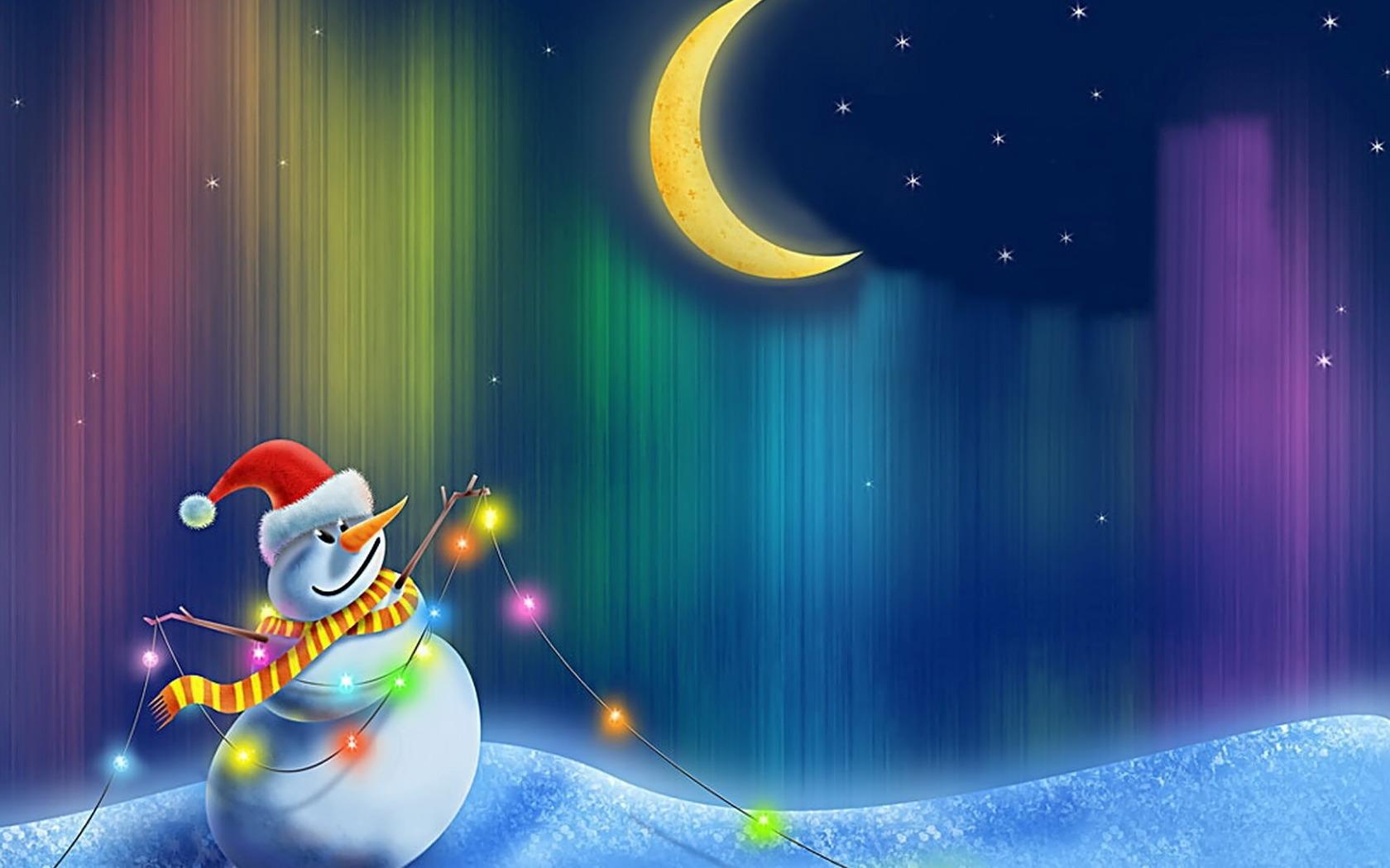 animated christmas wallpapers for desktop 1680x1050