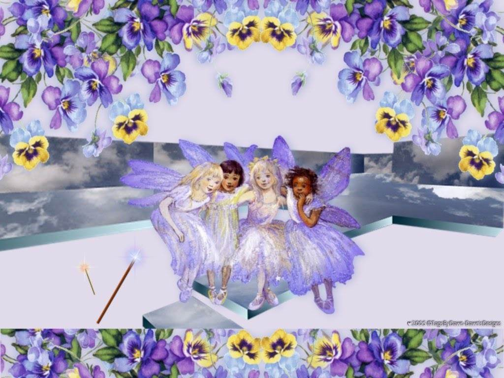 Animated Fairy Wallpapers Group  1024x768