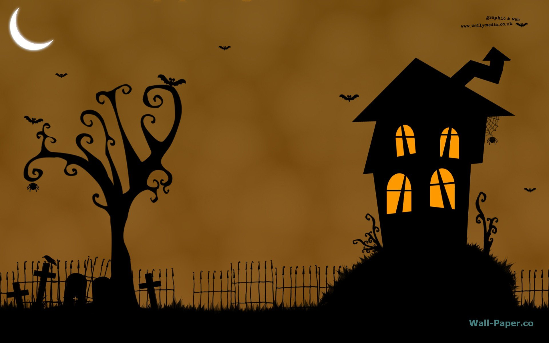 Animated Halloween Wallpapers (35 Wallpapers) – Adorable Wallpapers