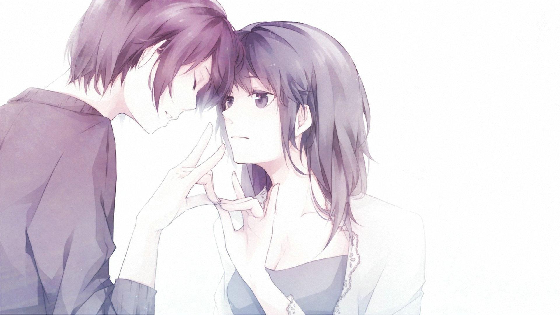 Anime Couple Wallpaper 012