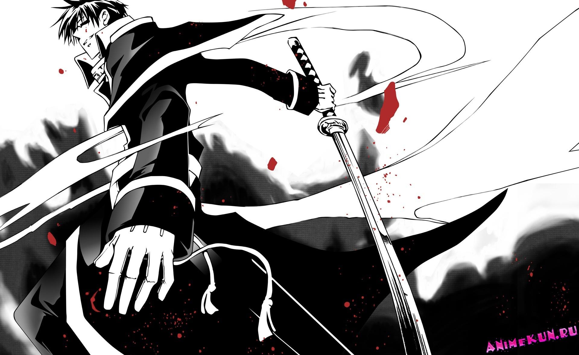 Anime Ninja Wallpapers 012