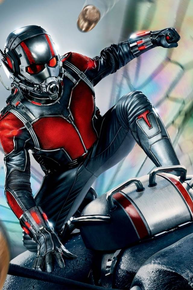 AntMan HD Wallpapers  Backgrounds  Wallpaper  640x960