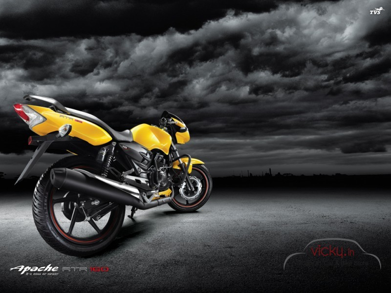 TVS Apache RTR  Images, Wallpapers and Photos 800x600
