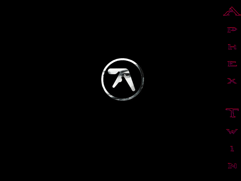 WARP Artists Aphex Twin 1024x768