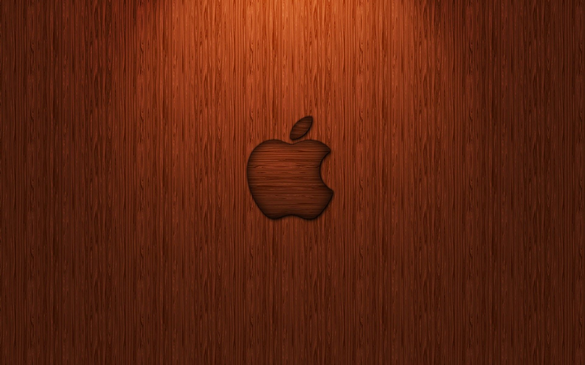 Apple Background Wood  images free download 1920x1200