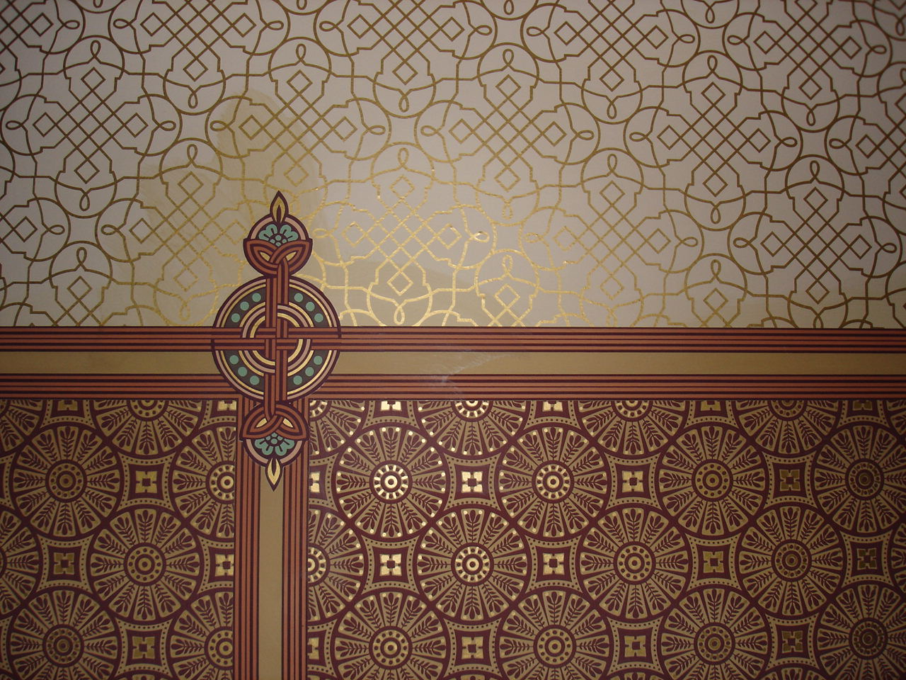 Art Deco Wallpaper 004