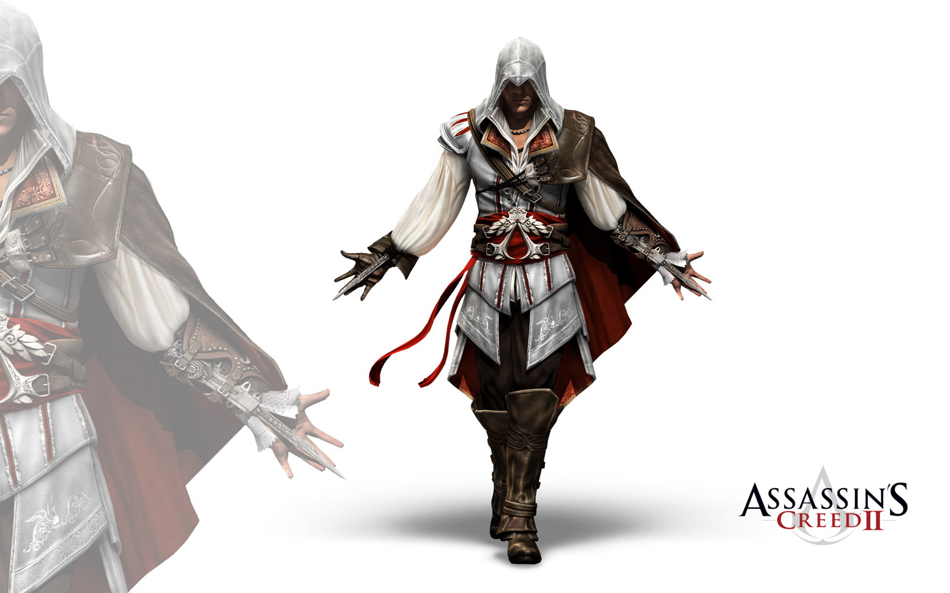 Assassins Creed II Wallpaper  by CrossDominatriX on DeviantArt 1920x1200