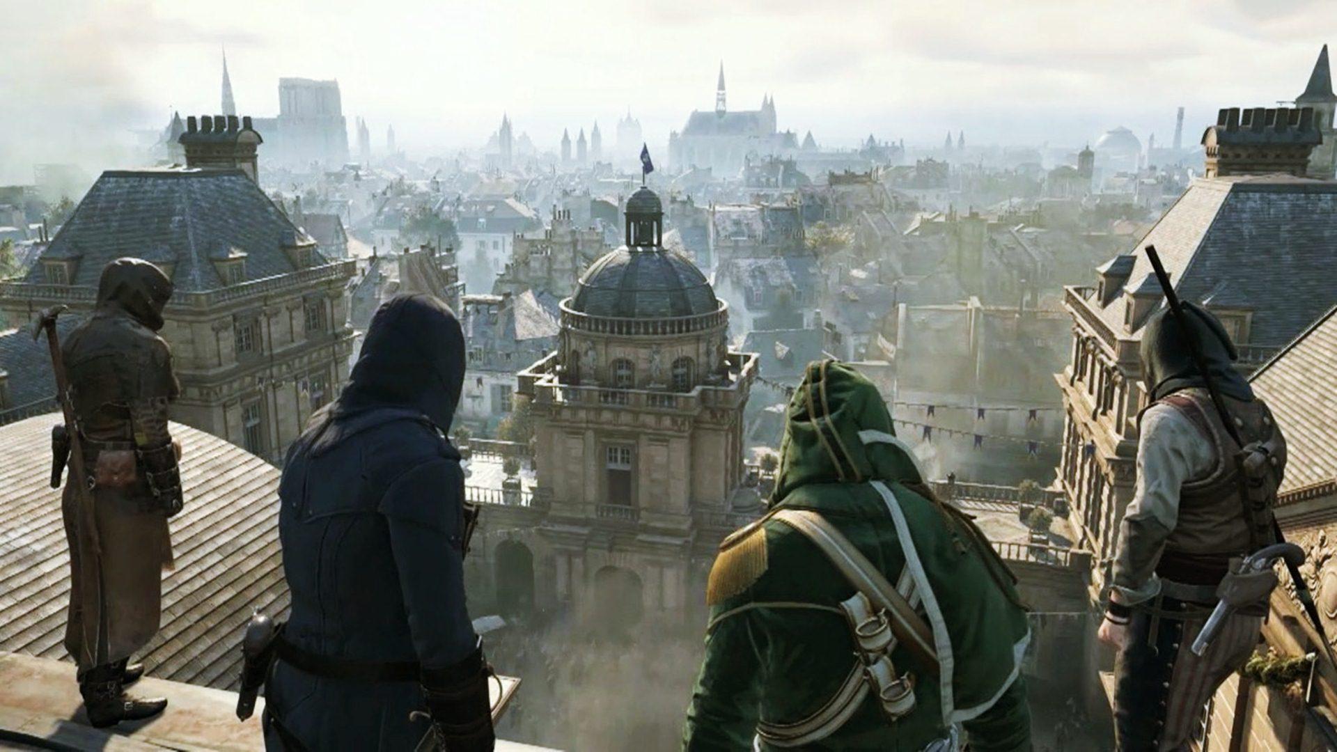 Assassins Creed Unity Wallpaper HD : Games Wallpaper Altilici