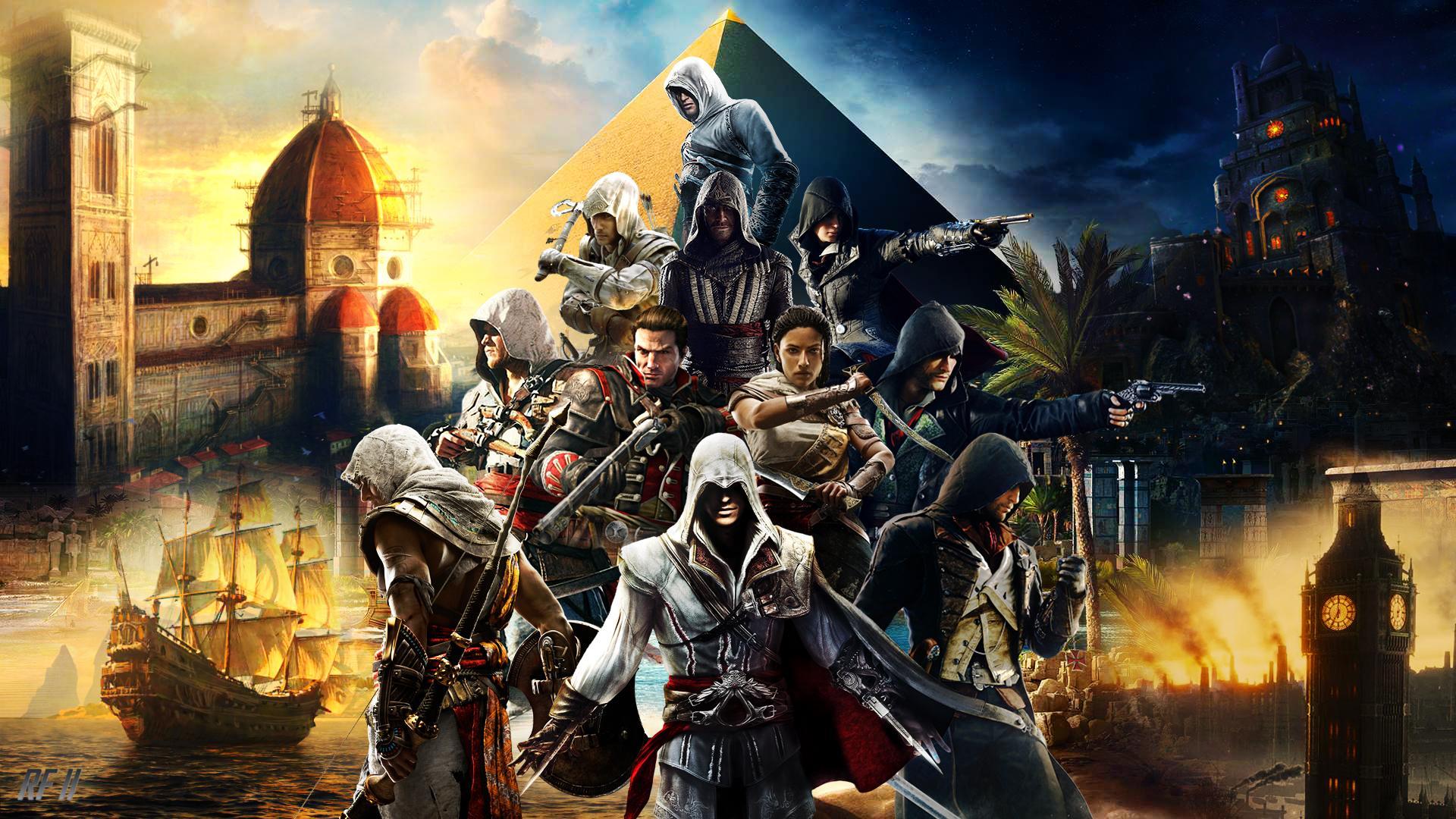 Assassins Creed Odyssey hd wallpaper (70 Wallpapers ...