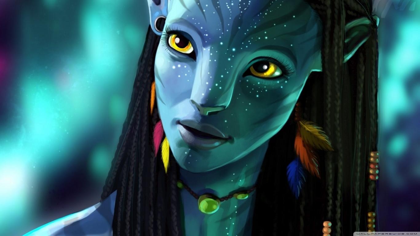 Pandora Avatar Wallpaper 1366x768