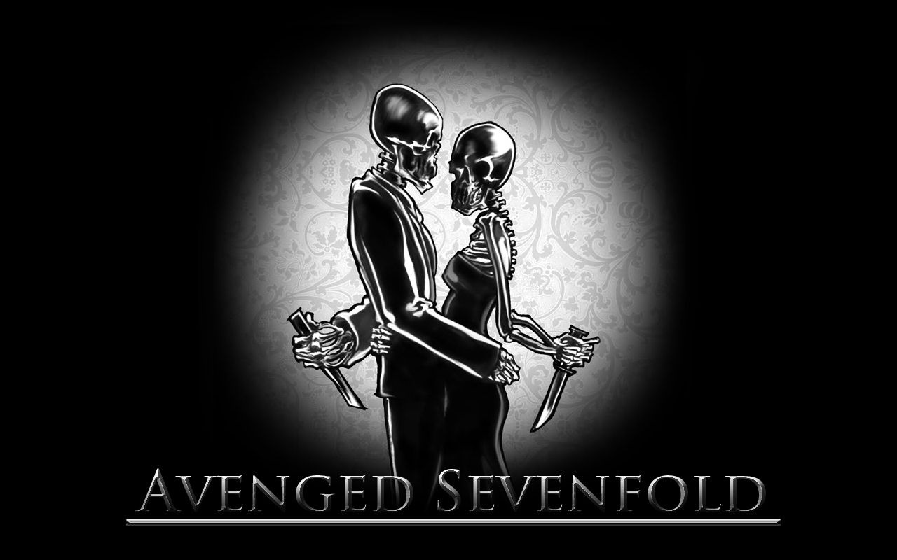 Avenged Sevenfold  cell phone wallpapers  Pinterest  Avenged 1280x800