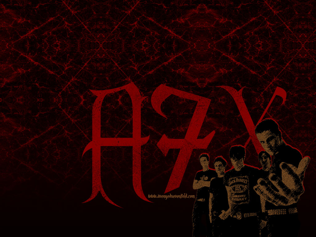 Avenged Sevenfold Deathbat Wallpaper 1024x768