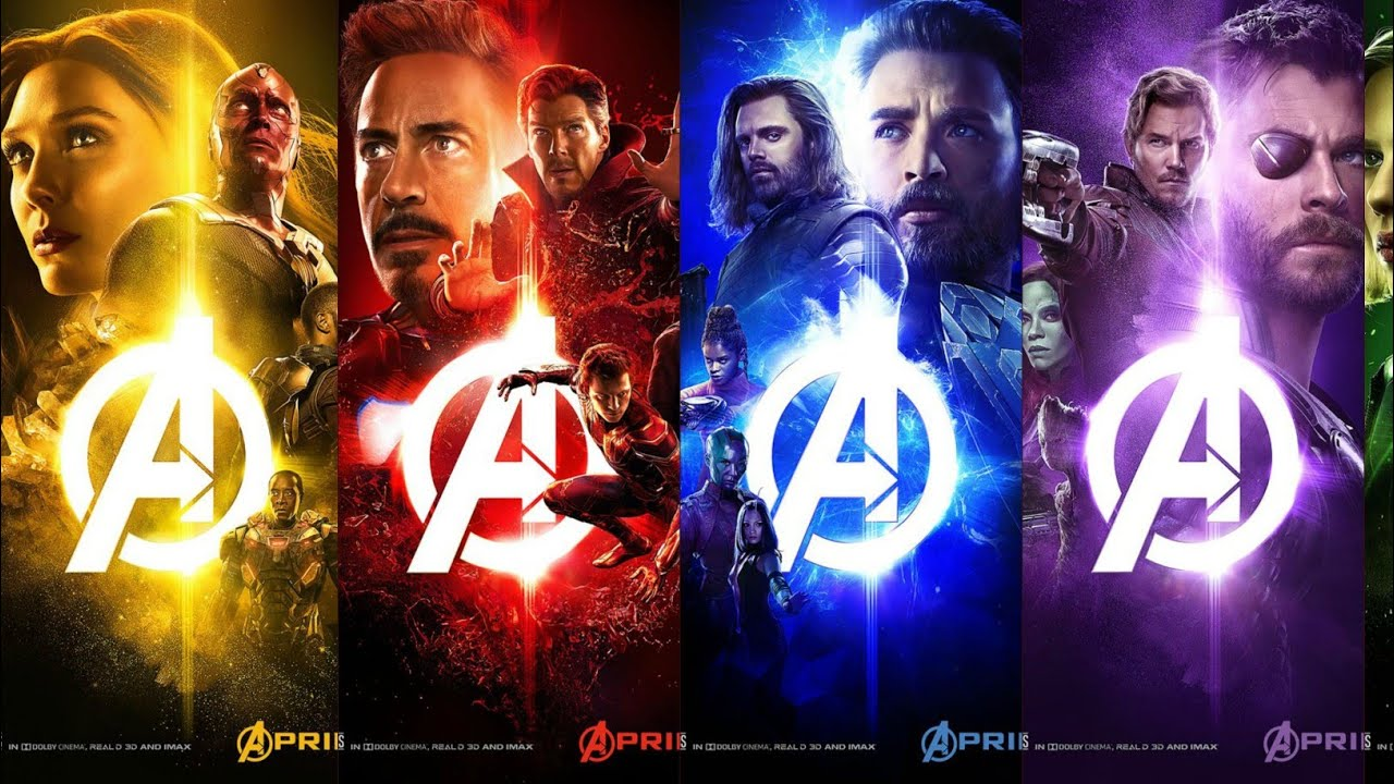Avengers Infinity War Wallpapers Free Download High Defini