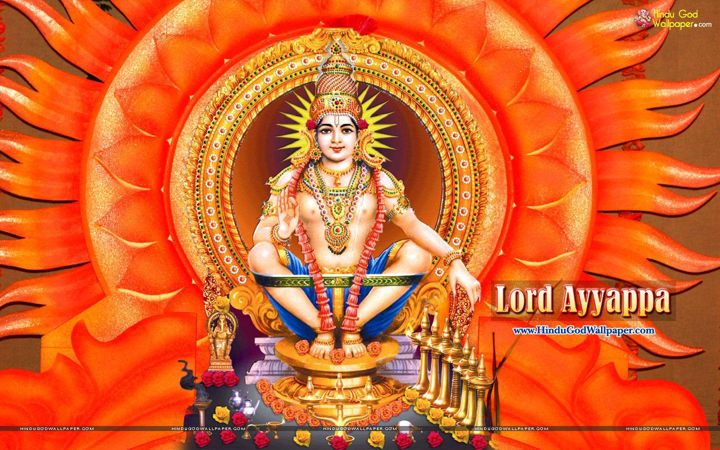 Download Lord Ayyappa Live Wallpaper . free APK