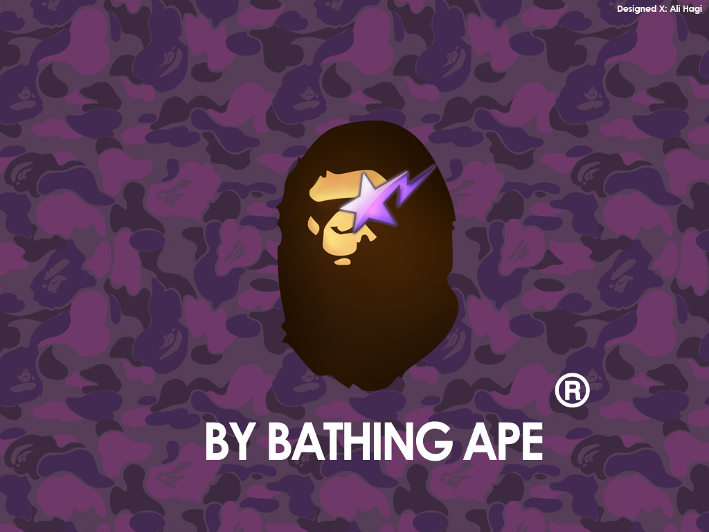 Collection of Bape Wallpaper Iphone on HDWallpapers 1024x768