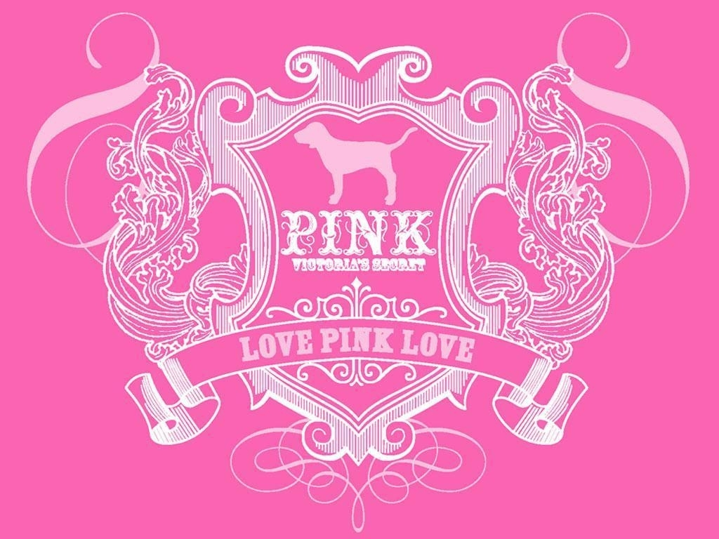Pink Background For Girls 1024x768