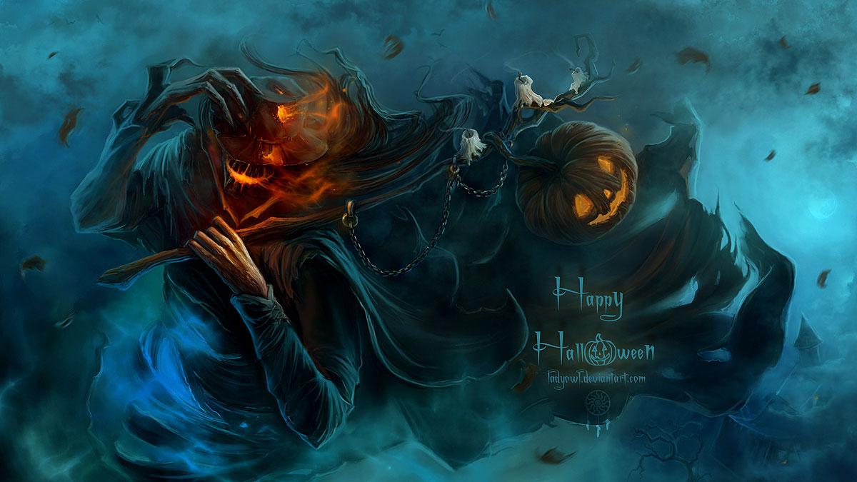 Free Download Halloween Backgrounds Pixelstalk Halloween