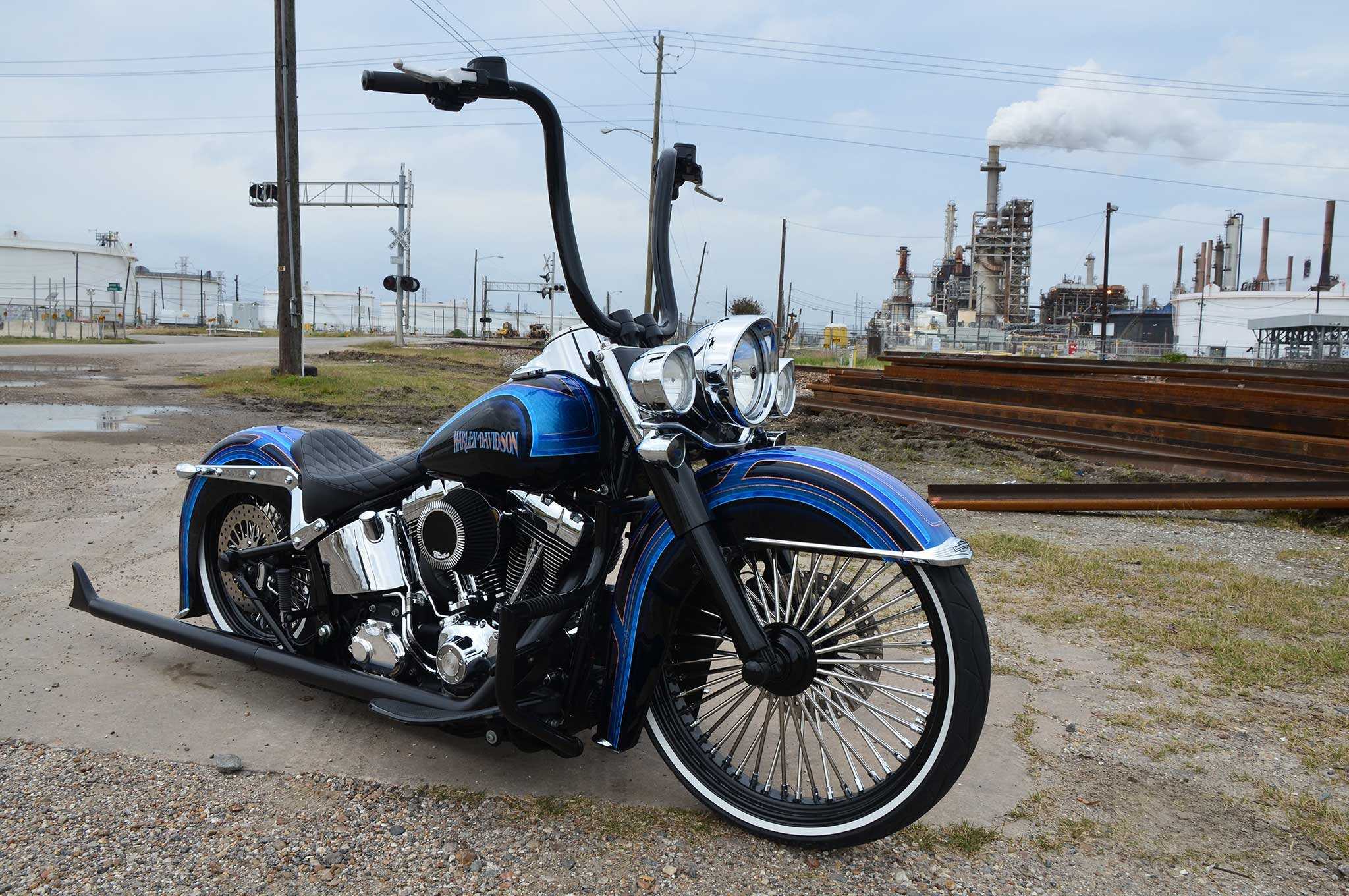 Bagger wallpapers 30 wallpapers adorable wallpapers - Old school harley davidson wallpaper ...