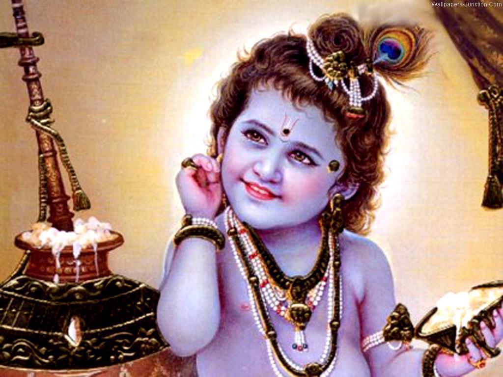 Bal Krishna HD wallpaper for mobile54