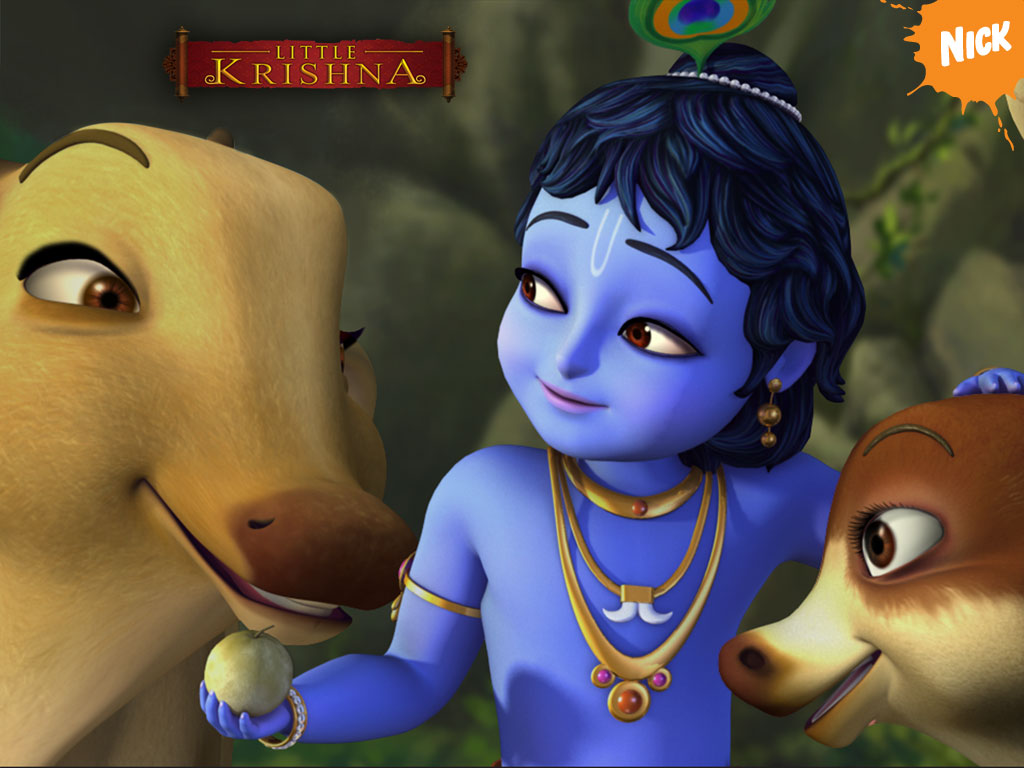 Bal Krishna HD wallpaper for mobile79