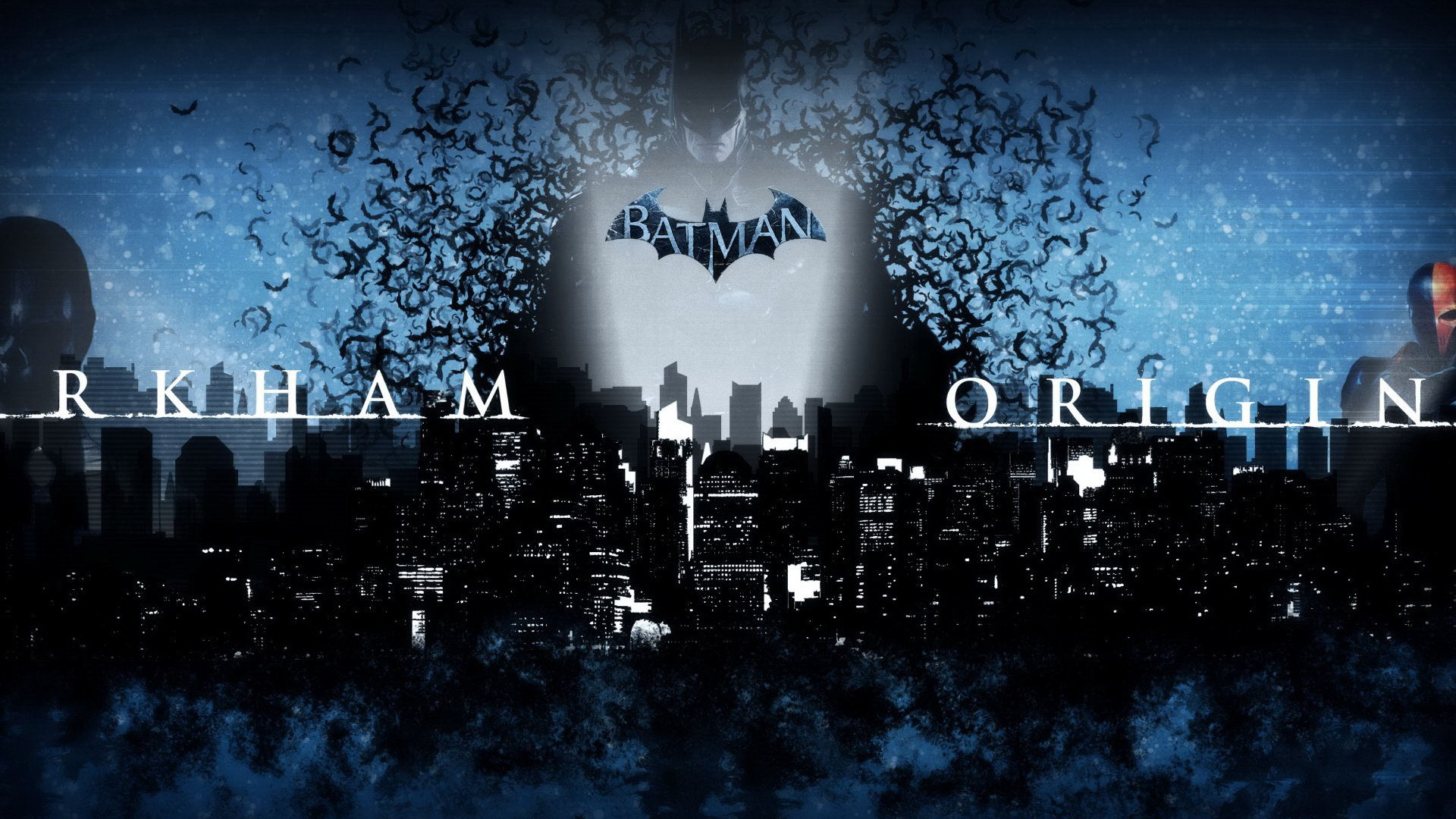 Batman Arkham Origins Wallpapers Hd Wallpapers 1920x1080