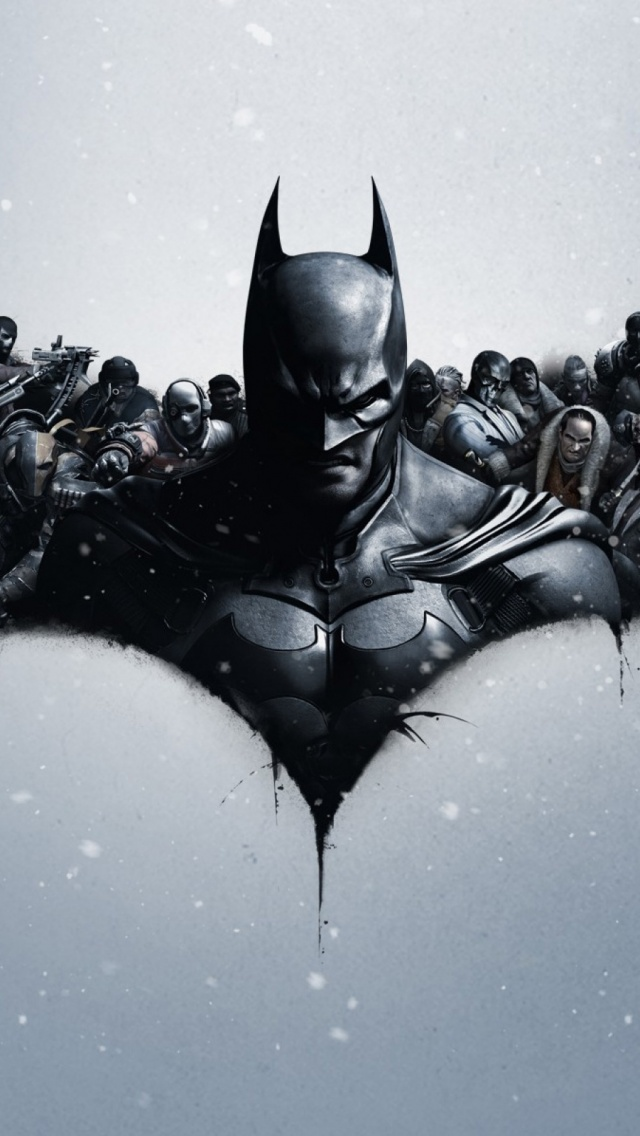 Batman Wallpapers For Phone (30 Wallpapers) - Adorable ...