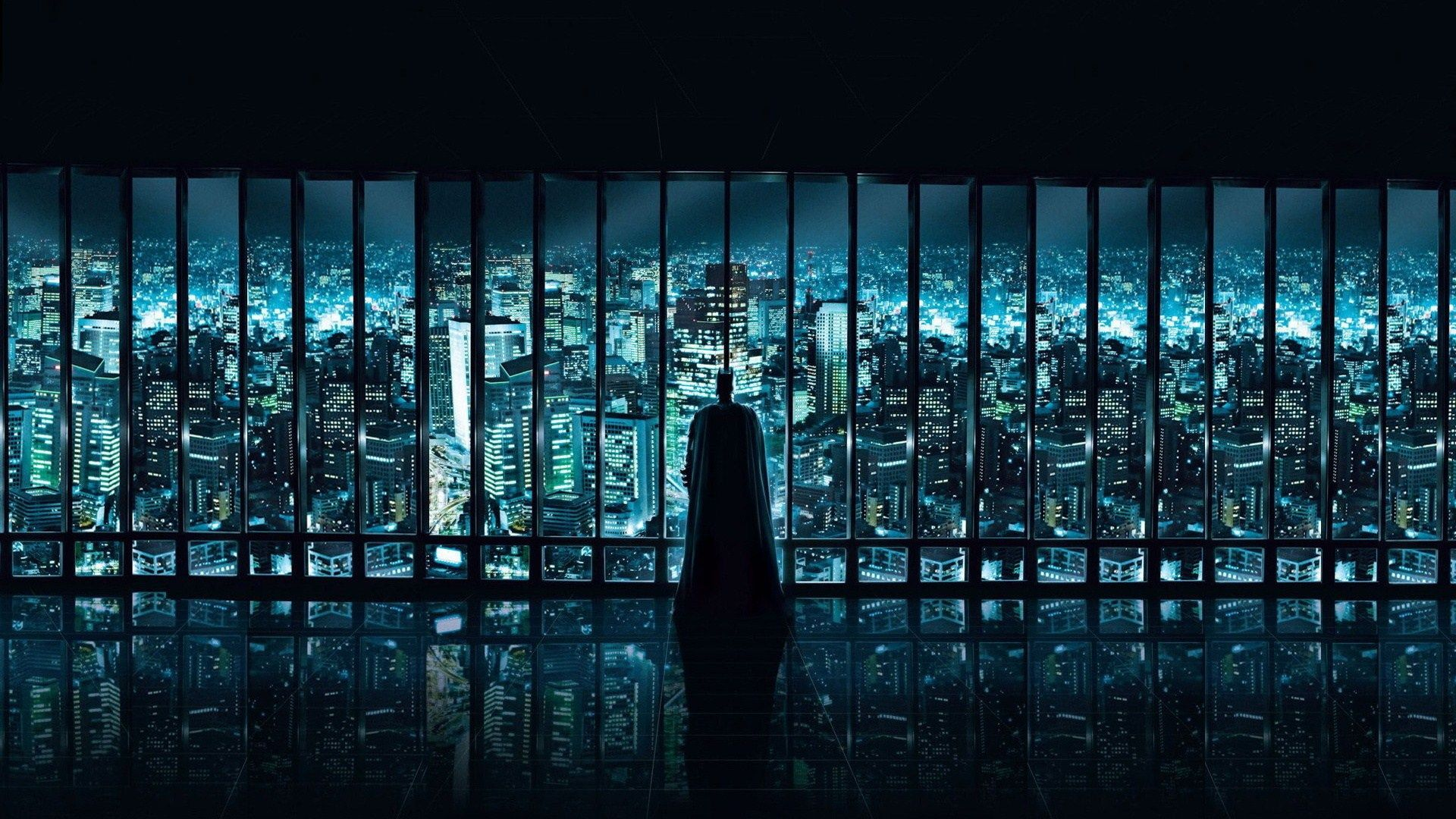 Hd Batman Wallpapers Wallpaper 1920x1080
