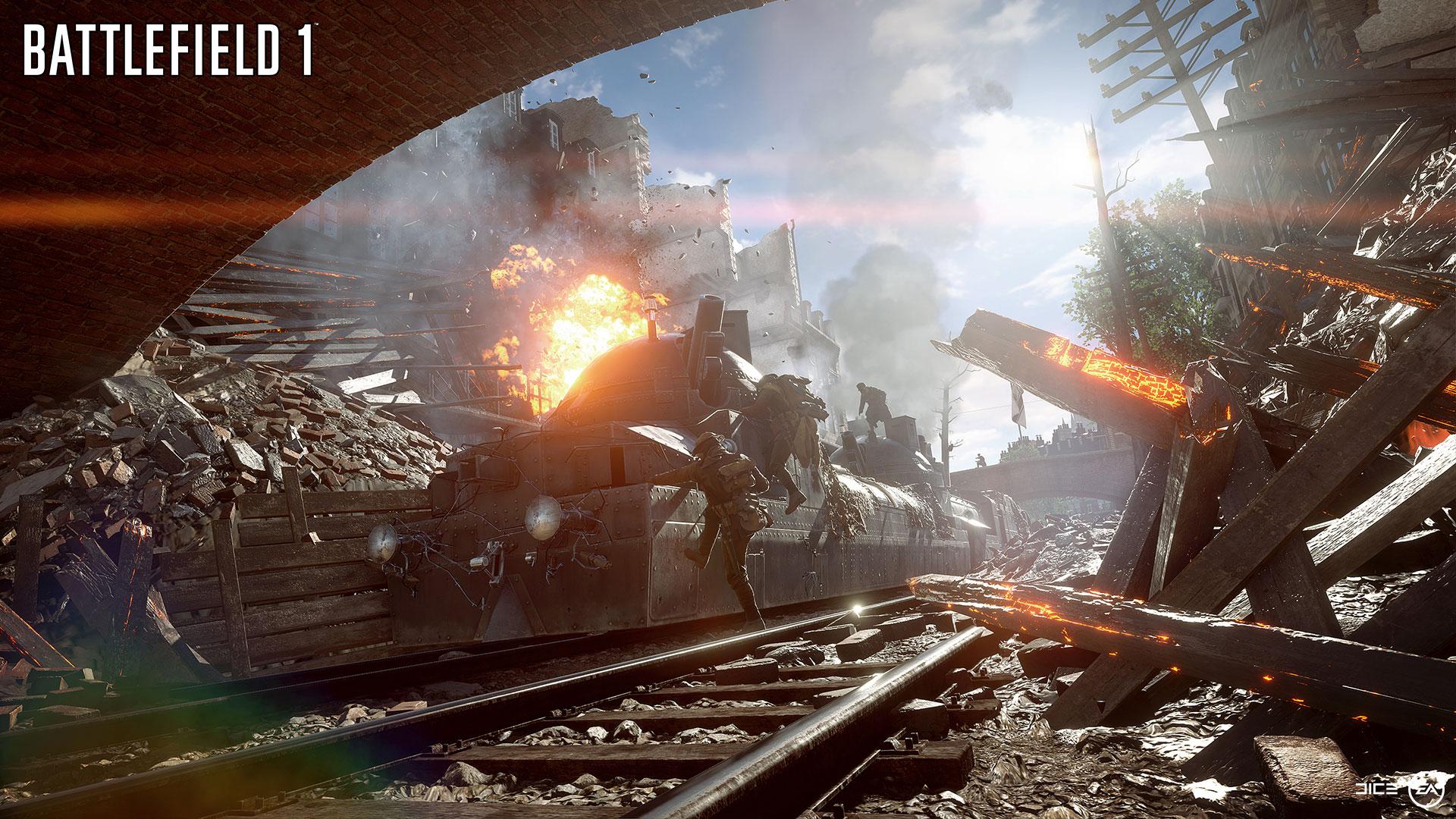 Battlefield 1 Wallpapers 22 Wallpapers Adorable Wallpapers