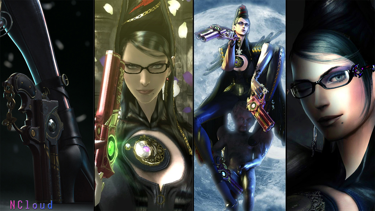 Bayonetta HD Wallpapers  Backgrounds  Wallpaper  1280x720
