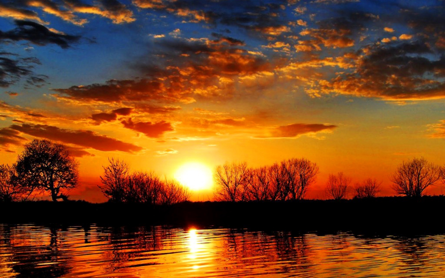 Beautiful Sunset Wallpapers (47 Wallpapers) – Adorable ...