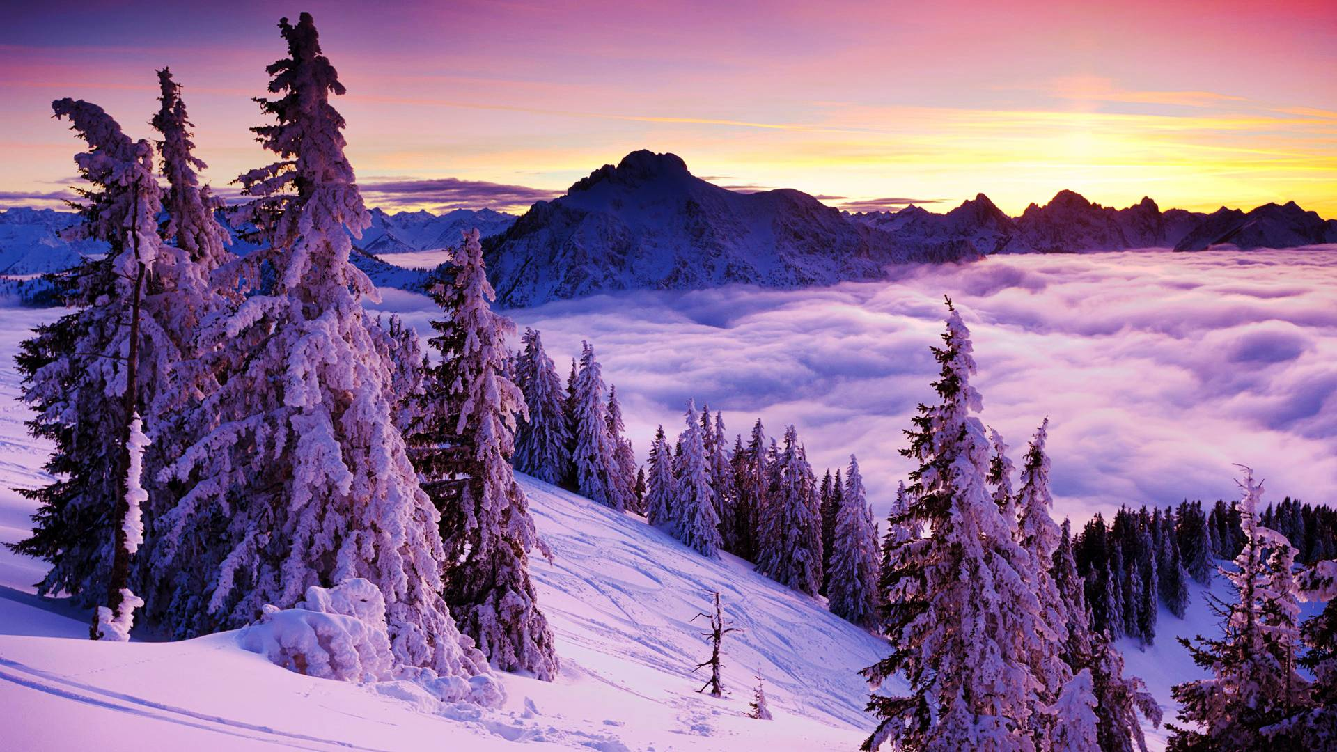 scenic winter beautiful wallpapers -#main