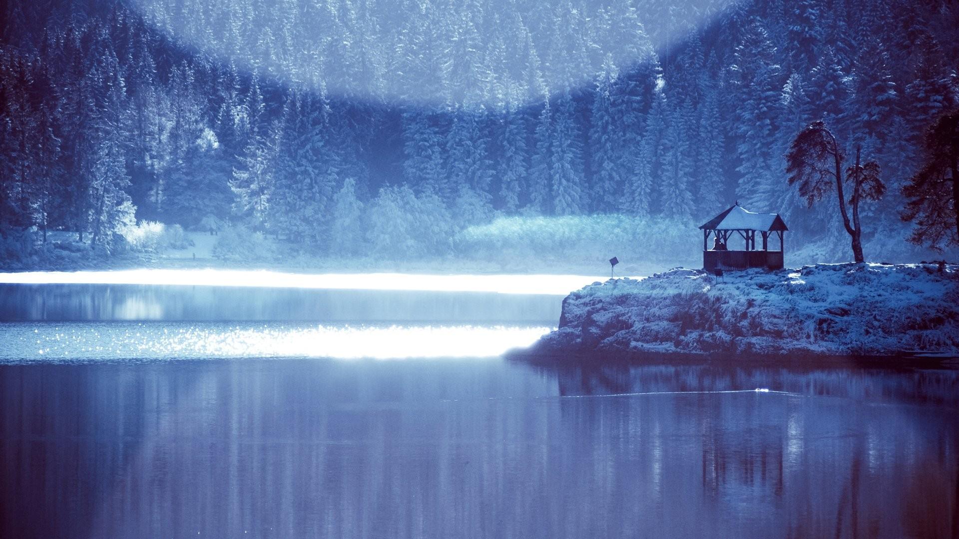 scenic winter beautiful wallpapers - photo #6
