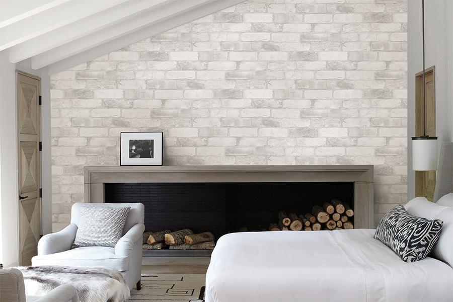 Living Room Wallpaper B Q Living Room