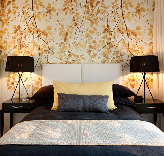 Bedroom Wallpaper  41 Wallpapers. Wallpapers In Bedroom   Home Design