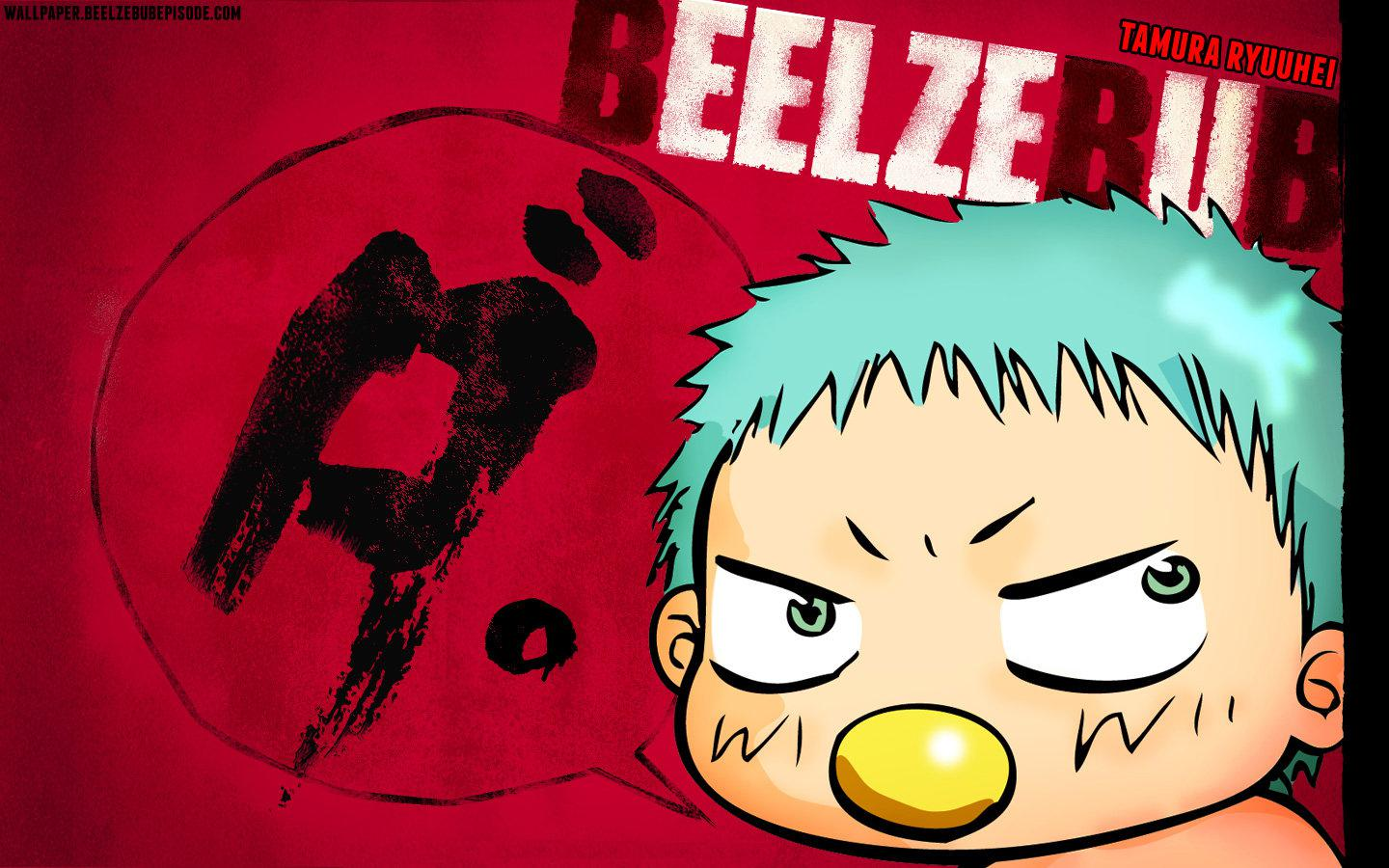 Anime Beelzebub Baby Beel Wallpaper Anime Ive grown love