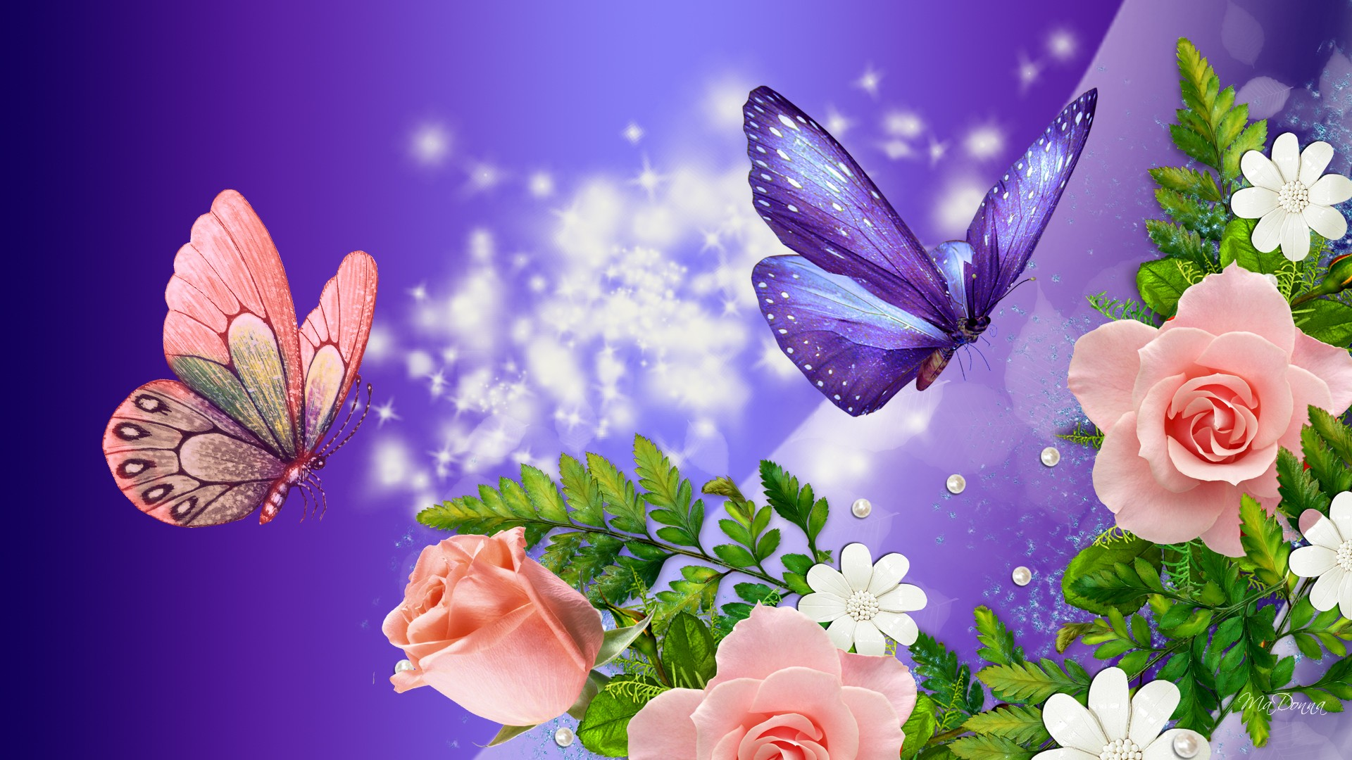 Best Flower Wallpapers For Desktop 1920x1080