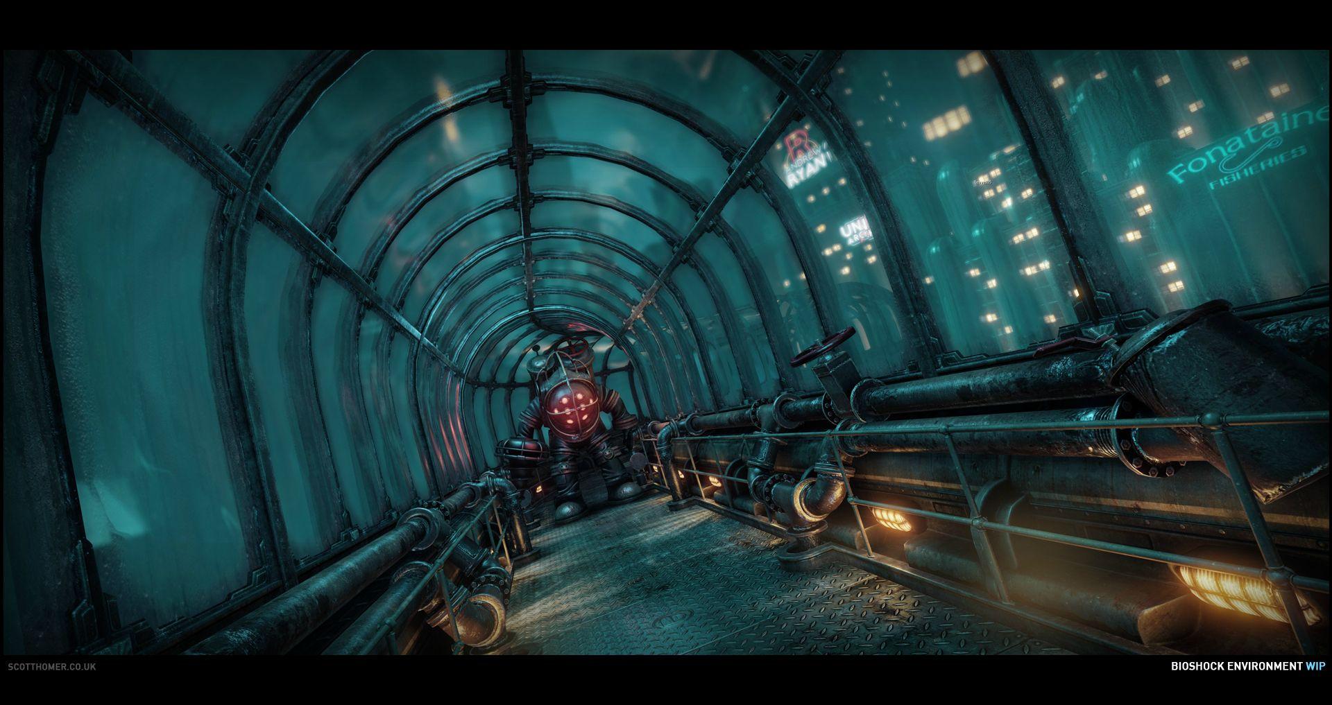 Bioshock Desktop Wallpapers 008