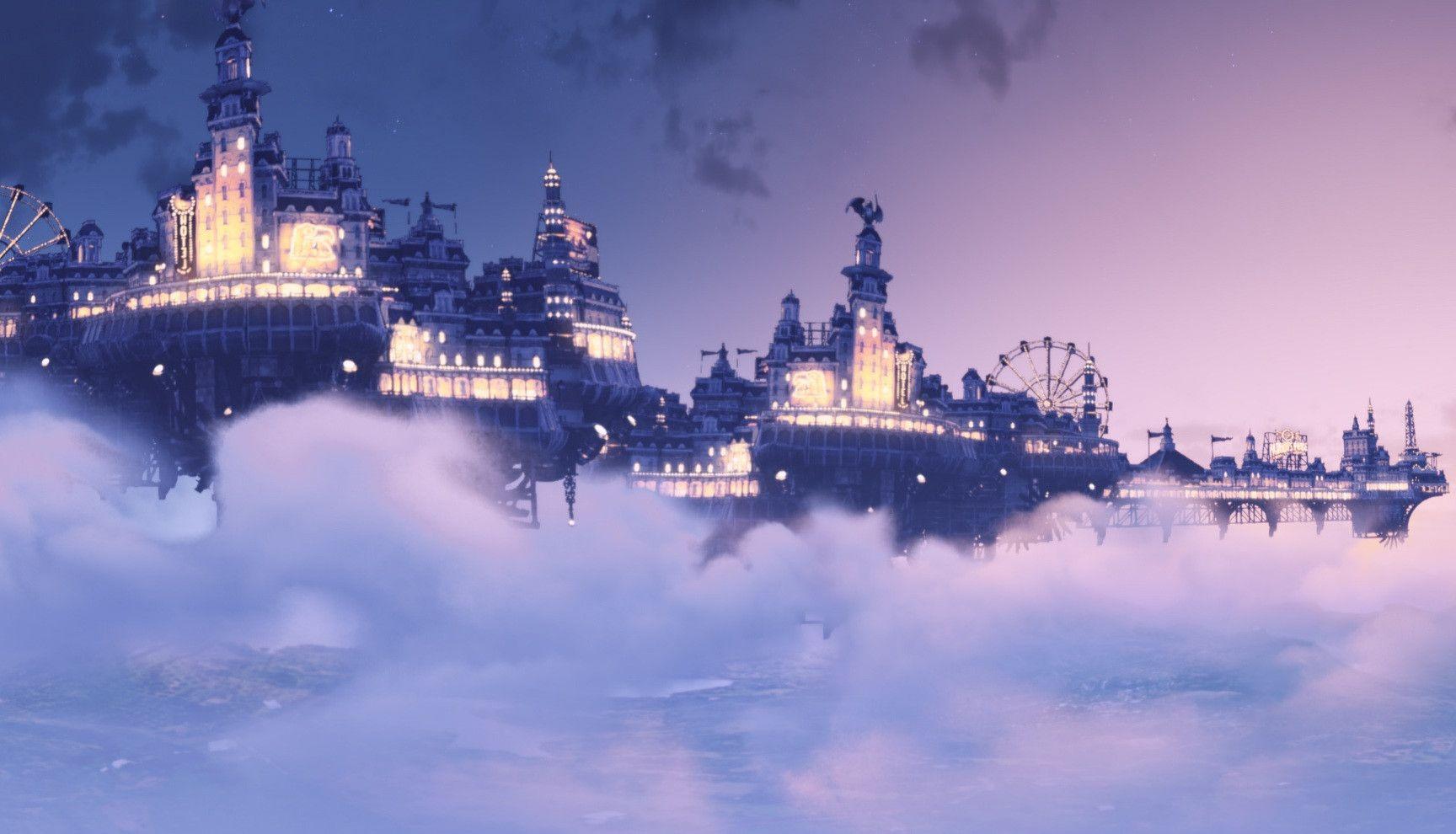 DreamScene Live Wallpaper Bioshock Infinite Lighthouse 1728x990