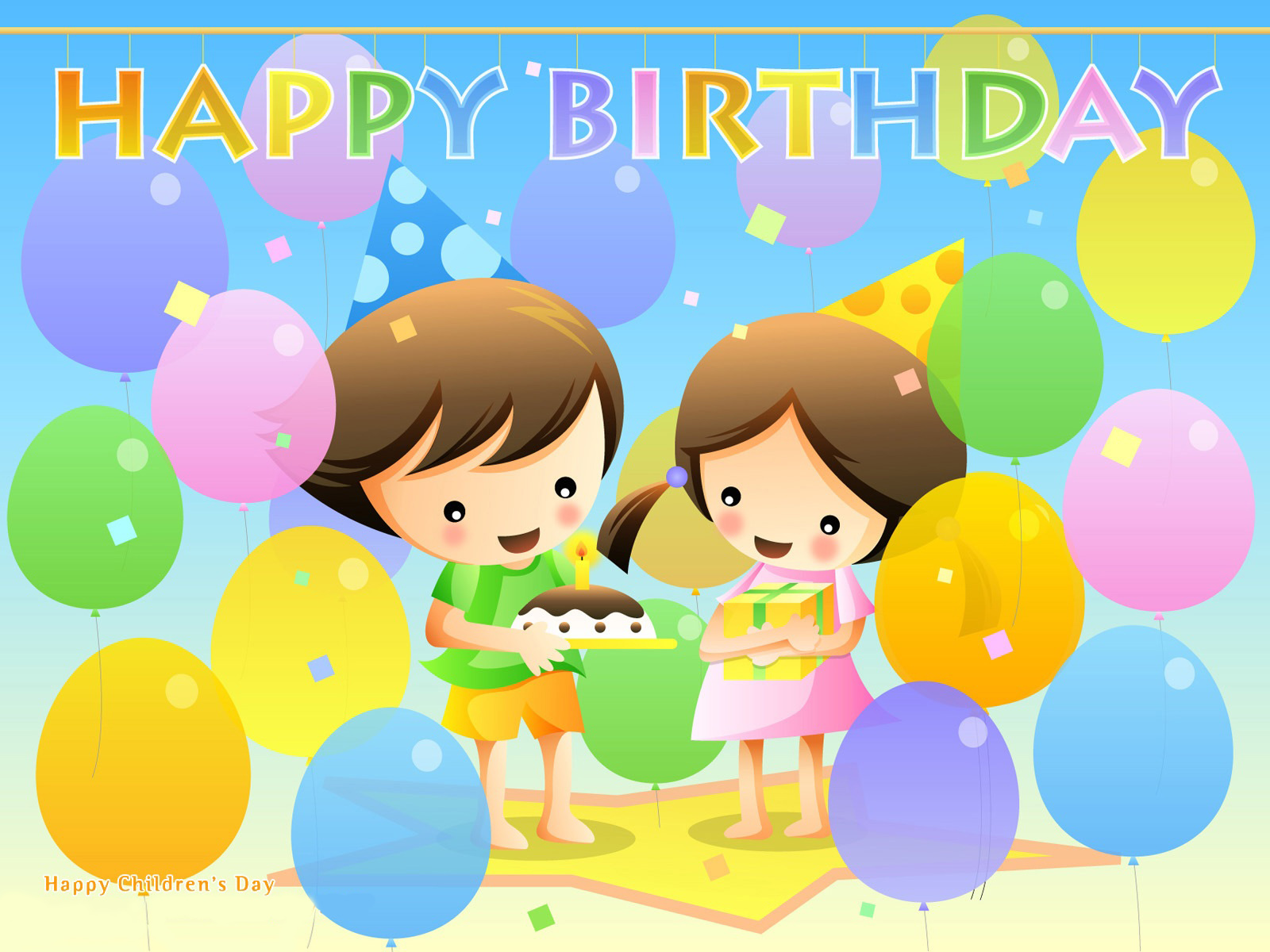 Wallpapers for Birthday  HD Wallpapers Pulse  FUNZIEZ 1600x1200