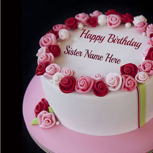 Birthday Cake Pic With Name Wallpapers 37 Wallpapers