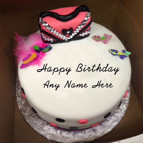 Birthday Cake For Best Friend With Name Editing